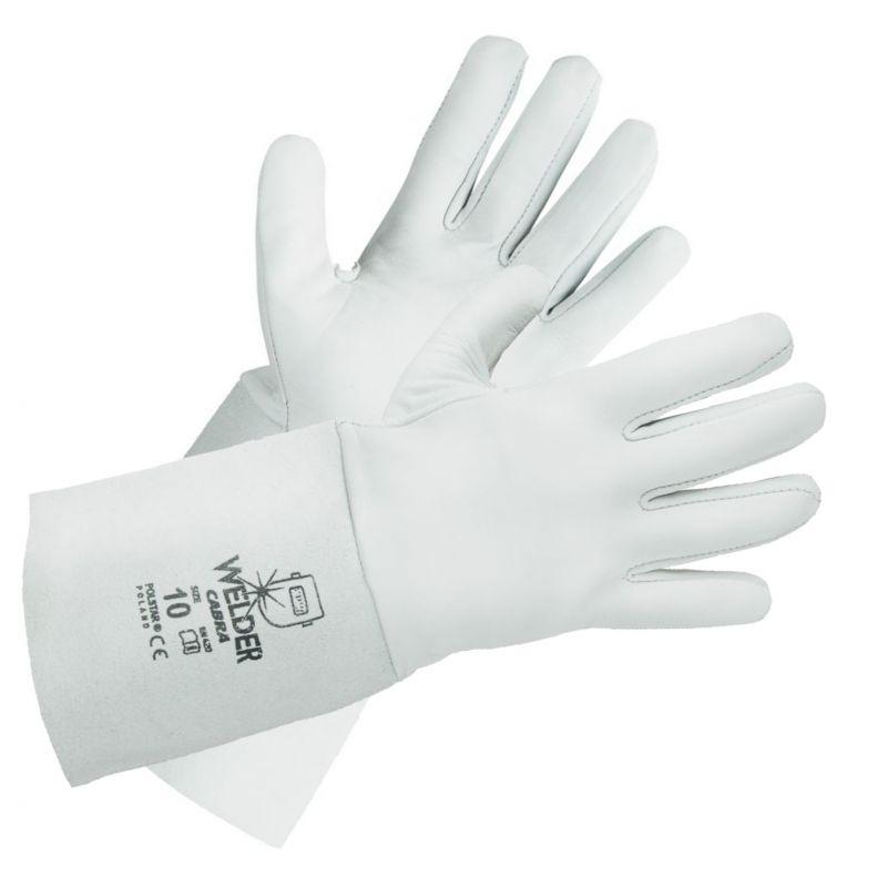 Rękawice spawalnicze WELDER