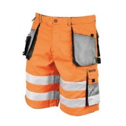 Spodnie robocze do pasa bermudy