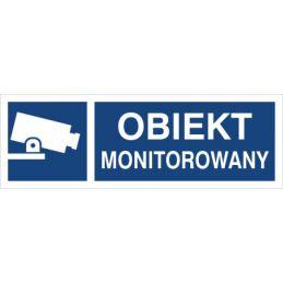Znak: obiekt monitorowany