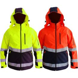 Kurtka softshell SNOW HAWK