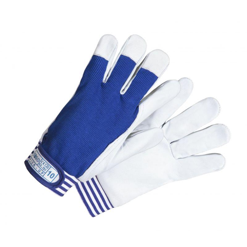 Rękawice ochronne S2GO PICK-UP skórzane