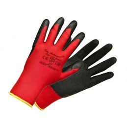 Rękawice ochronne powlekane lateksem VIP-ER RED