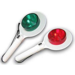 Lizak drogowy podświetlany LED