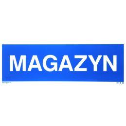 Tablica informacyjna : magazyn
