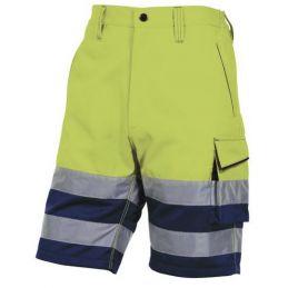 Spodnie robocze do pasa bermudy PHBER