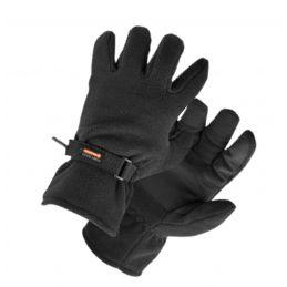 Rękawice ocieplane polarowe